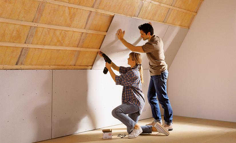 Dachboden ausbauen – aber wie?