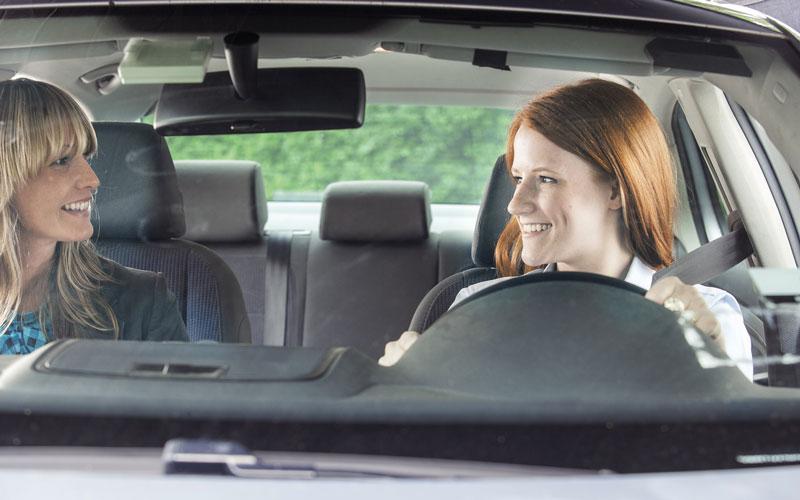 Mit 17 sicher hinterm Steuer – Begleitetes Fahren