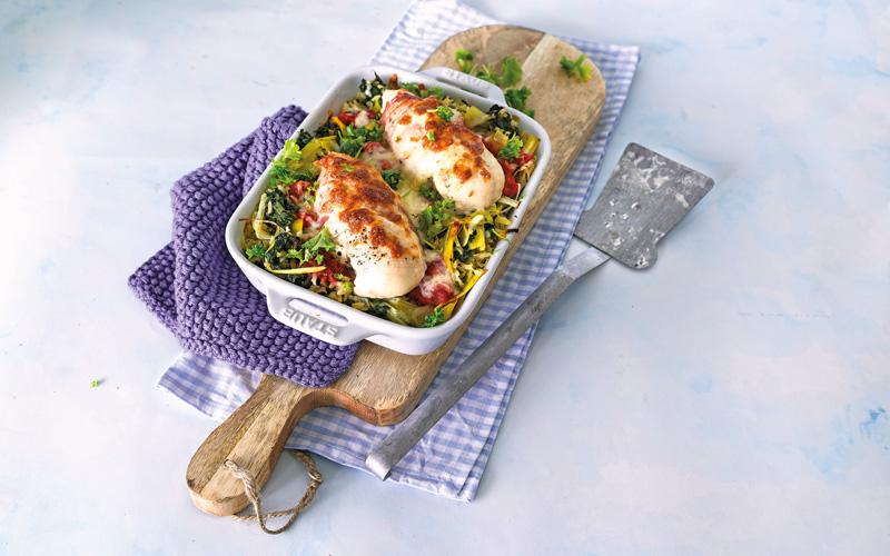 leichte Küche mit Thermomix® - Fettarm mit viel Geschmack