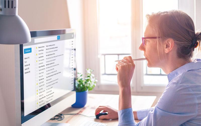 Auch online gelten Regeln – Wie du dich online bewerben solltest!