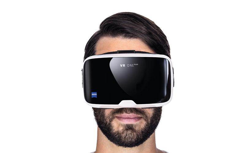 Virtuelle Realität (VR) wird schärfer und bequemer