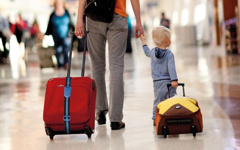 Reisegepäck zusätzlich sichern