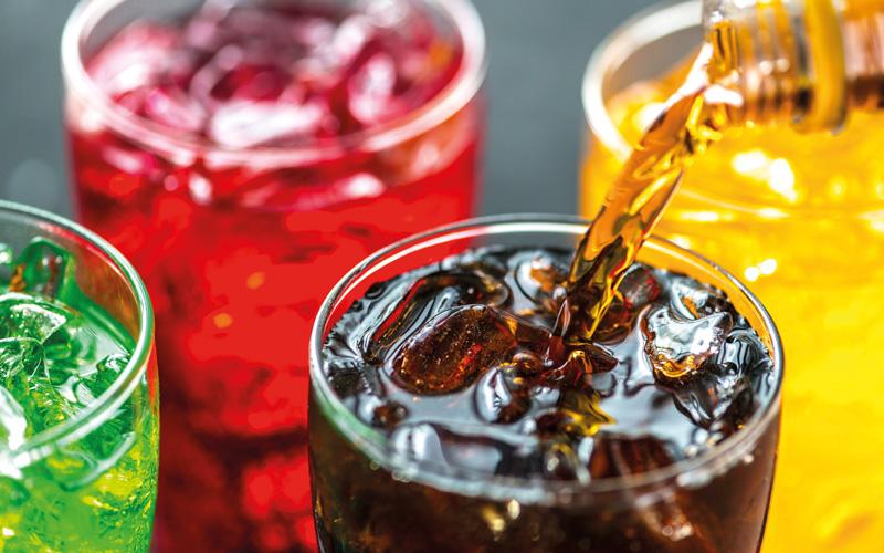 Getränke als Kalorienfalle