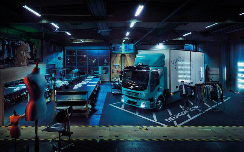 E-Mobilität verändert die Logistik