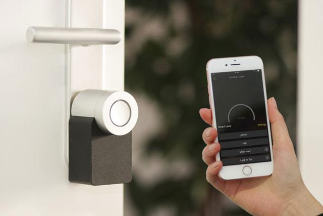 Mit Smart Home zu mehr Sicherheit im Eigenheim